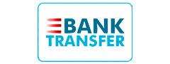 Bank Transfer logo png
