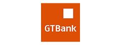 Guaranty Trust Bank (GTBank) logo png